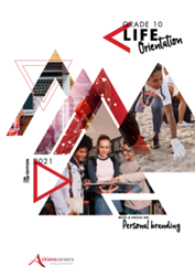 Picture of Life Orientation Grade 10 - With a Focus on Personal Branding 2021