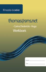 Picture of Thomas@sms Werkboek