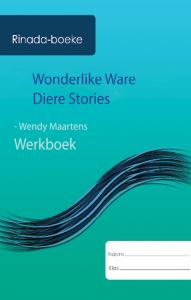 Picture of Wonderlike ware dierestories Werkboek