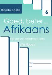 Picture of Goed Beter Afrikaans Graad 6 Werkboek