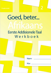Picture of Goed Beter Afrikaans Graad 2 Werkboek