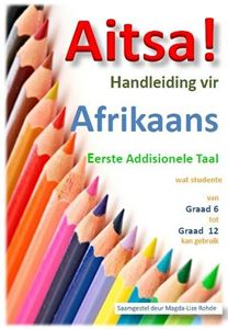 Picture of Aitsa! Handlinding vir Afrikaans Graad 4 - 12