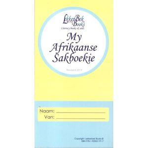 Picture of My Afrikaanse Sakboekie