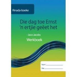 Picture of Die dag toe Ernst 'n ertjie geëet het Werkboek