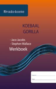 Picture of Koebaai Gorilla Werkboek