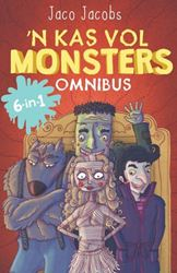 Picture of Kas vol monsters omnibus