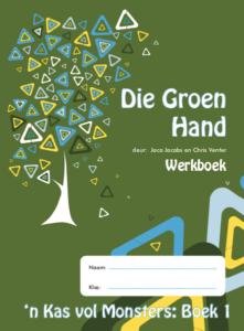 Picture of Kas vol monsters - Die groen hand Werkboek
