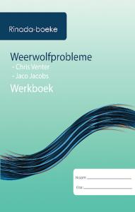 Picture of Kas vol monsters - Weerwolfprobleme Werkboek