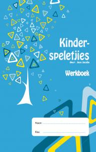 Picture of Kas vol monsters - Kinderspeletjies Werkboek