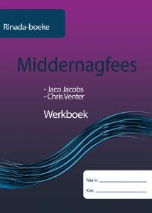 Picture of Middernagfees Werkboek