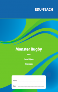 Picture of Monsterrugby Werkboek