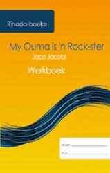 Picture of My Ouma is 'n Rock-Ster Werkboek
