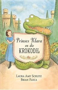 Picture of Prinses Klara en die krokodil
