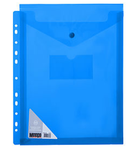 Picture of Meeco A4 Vertical Fileable Carry Folder