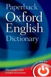 Picture of Oxford English Dictionary Paperback