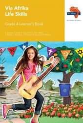 Picture of Via Afrika Life Skills Grade 4 Learner's Book