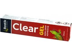 Picture of Bostik Clear Gel Adhesive 25ml