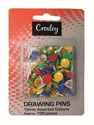 Picture of Croxley 11mm Drawing Pins