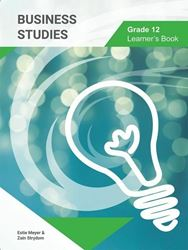 Picture of Consumo Publishers Business Studies Grade 12 Learner Book