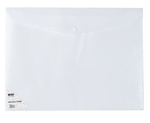 Picture of Meeco A4 Creative Carry Folder White