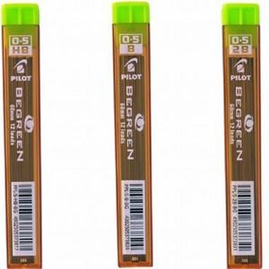 Picture of BeGreen Pencil Leads 0.5mm HB