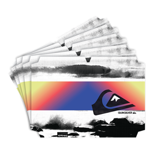 Picture of Quiksilver Precut Book Covers 5's