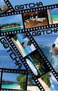 Picture of Gotcha Boys A4 Precut Plastic Slip-on 140µm Book Cover 5 Per Pack