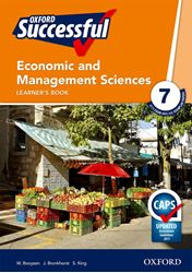 Picture of Oxford Successful Economic & Management Sciences Grade 7 LB
