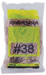 Picture of No. 12 Rubber Bands - 100gm 45 x 1.5mm