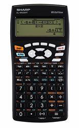 Picture of Sharp Scientific Calculator EL-W535HT White