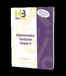 Picture of Mindbourne Mathematics Grade 9 Text Book