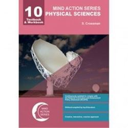 Picture of Mind Action Series Physical Science Textbook & Workbook NCAPS (2018)