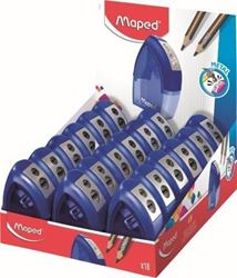 Picture of Maped Sharpener 2-Hole Tonic Metal Canister