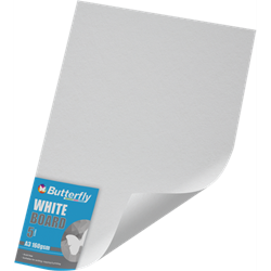 Picture of Butterfly A3 Project Board White 5's