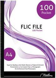 Picture of Treeline Flic File 100 Pocket