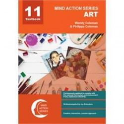 Picture of Mind Action Series - Art Grade 11 Textbook NCAPS