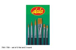 Picture of Dala Gold 759 / 756 Combo Set of 6